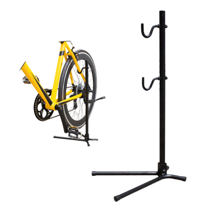 三角フック型自転車スタンド GX-163