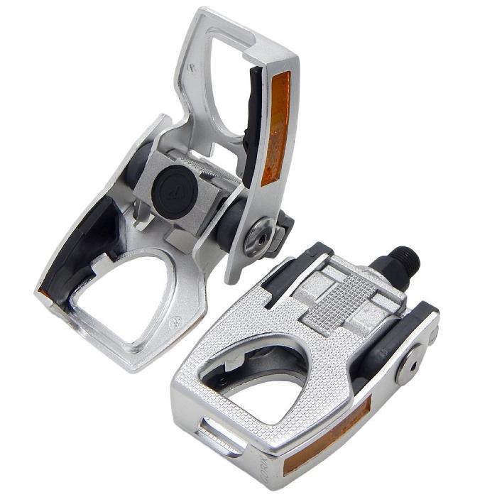 折り畳みアルミペダル GX-F80