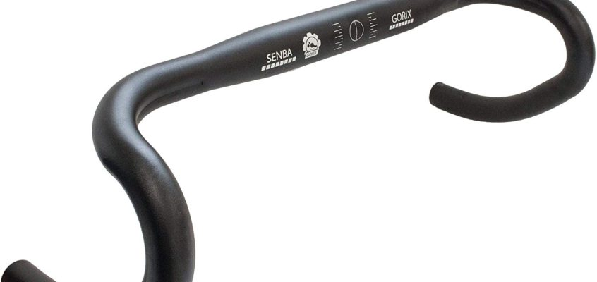 SENBA 31.8mm ドロップハンドル ショートリーチ/末広がりタイプ