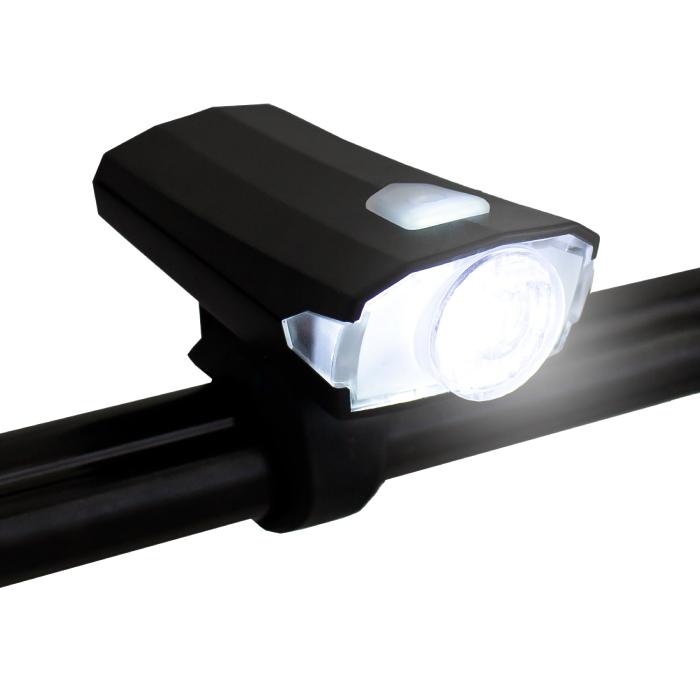 自転車ライト usb充電 防水 LEDライト(GX-FL1538)
