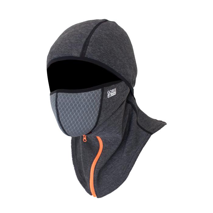 バラクラバ 冬用フェイスマスク 裏起毛 保温 防寒  (Winter-NAnO1)