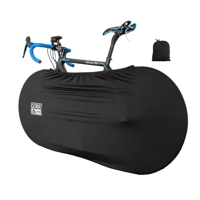 伸縮式自転車ホイールカバーolol