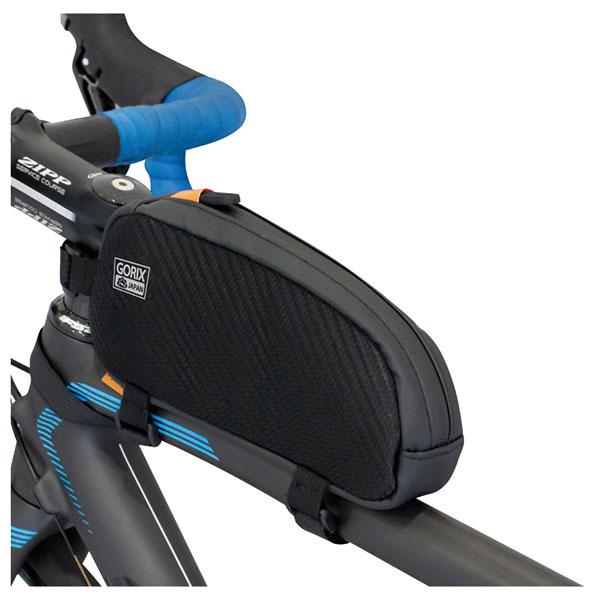 トップチューブバッグ 防水 自転車 (GX-BT39) フレームバッグ